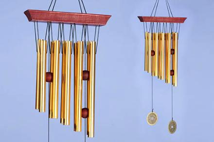 Movil de viento feng shui